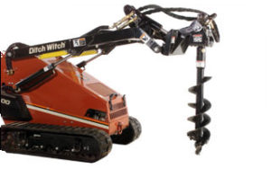 Ditch Witch Post Hole Auger