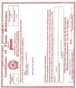 20x20 DIY Certificate