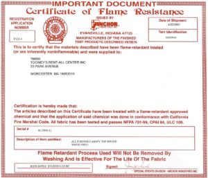 20x30 DIY Certificate