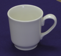 White Tea Cup / Coffee Mug