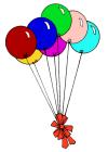 Balloons - Helium Tanks