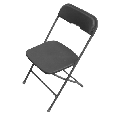 Black Samsonite Folding Chairs