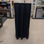 PA System with Black Skirt