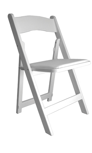 Chair – White Wedding