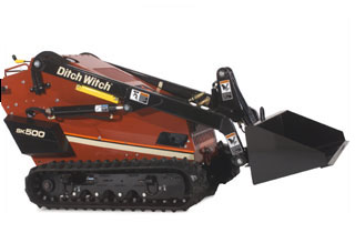 Ditch Witch Mini Skid Steer