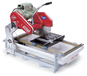 Wet Saw – Brick and Tile
