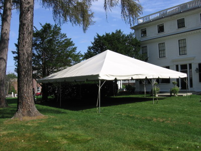 30 x 30 Frame Canopy Tent