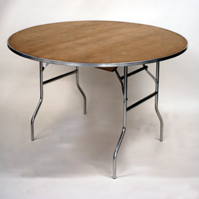 Tables – Rectangular & Round