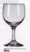 8.5 oz Red Wine Glass